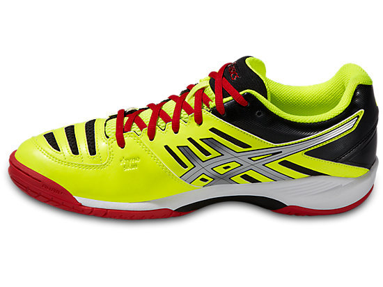 GEL-FASTBALL FLASH YELLOW/SILVER/FIERY RED 15