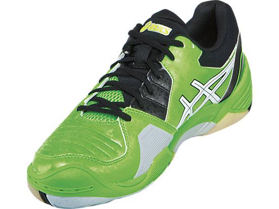 GEL-Domain 3 Neon Green/White/Black 7