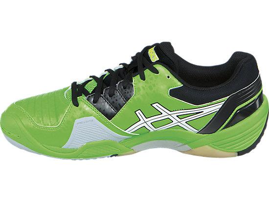 GEL-Domain 3 Neon Green/White/Black 11