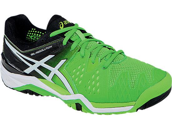 GEL-Resolution 6 Flash Green/White/Black 7
