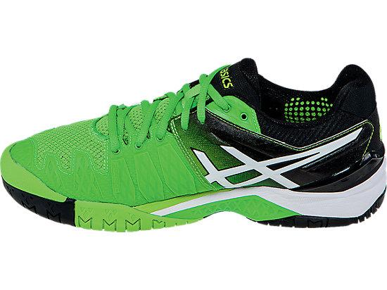 GEL-Resolution 6 Flash Green/White/Black 15