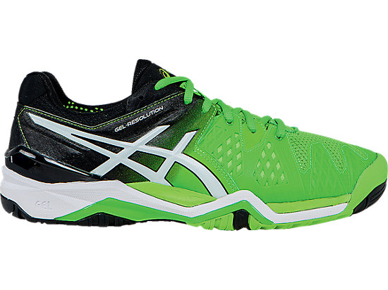 GEL-Resolution 6 Flash Green/White/Black 3