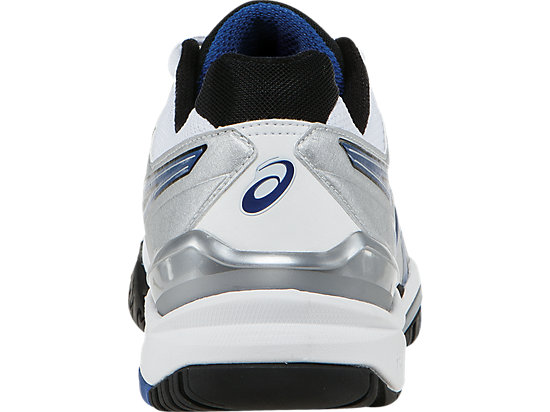 GEL-Resolution 6 White/Blue/Silver 27