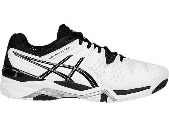 GEL-Resolution 6 White/Black/Silver 3