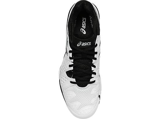 GEL-Resolution 6 White/Black/Silver 23