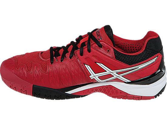 GEL-Resolution 6 Fiery Red/Black/White 15