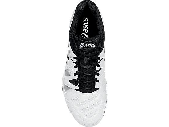 GEL-Game 5 White/Black/Silver 23