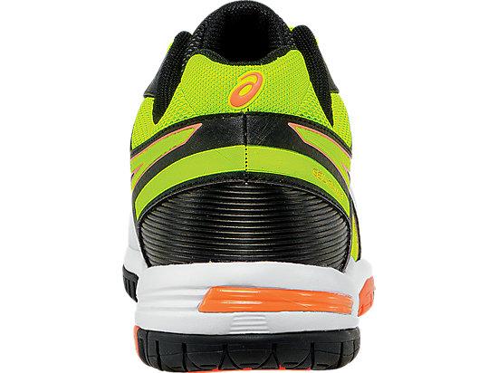 GEL-Game 5 Onyx/Flash Yellow/Flash Orange 27