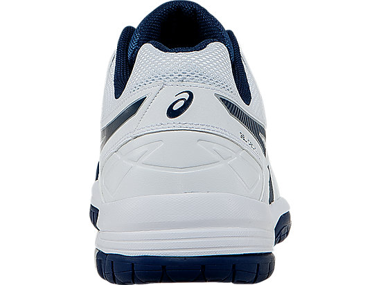 GEL-Dedicate 4 White/Navy/Silver 27