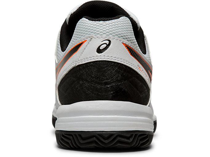 Back view of GEL-PADEL™ PRO 3 SG, WHITE/BLACK