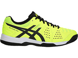 GEL-PADEL PRO 3 SG, FLASH YELLOW/BLACK
