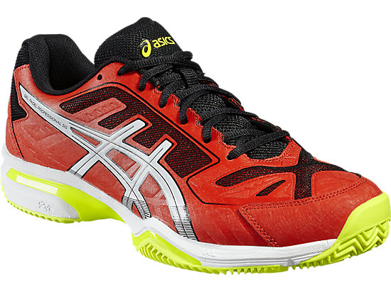 GEL-PADEL PROFESSIONAL 2 SG VERMILION/WHITE/SAFETY YELLOW 7