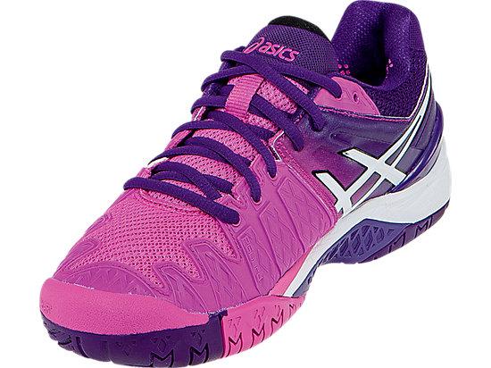 GEL-Resolution 6 Hot Pink/White/Purple 11