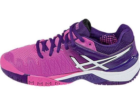 GEL-Resolution 6 Hot Pink/White/Purple 15