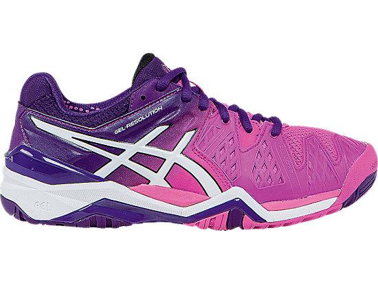 GEL-Resolution 6 Hot Pink/White/Purple 3