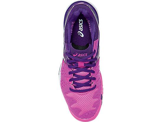 GEL-Resolution 6 Hot Pink/White/Purple 23