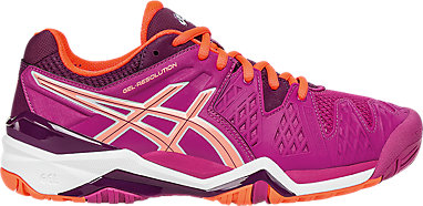 asics gel resolution 6 m