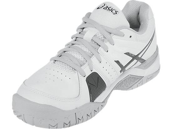 GEL-Encourage LE White/Silver 11
