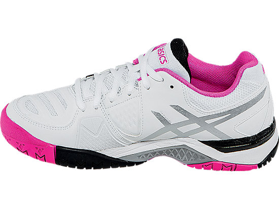GEL-Challenger 10 White/Pink Glo/Black 15