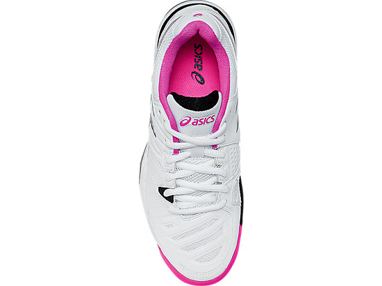 GEL-Challenger 10 White/Pink Glo/Black 23
