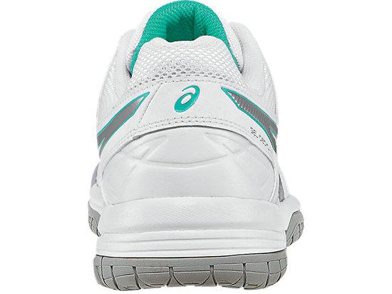 GEL-Dedicate 4 White/Silver/Mint 27