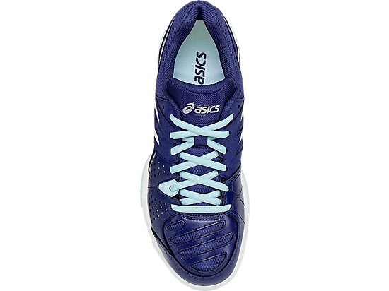 GEL-Dedicate 4 Indigo Blue/White/Crystal Blue 23