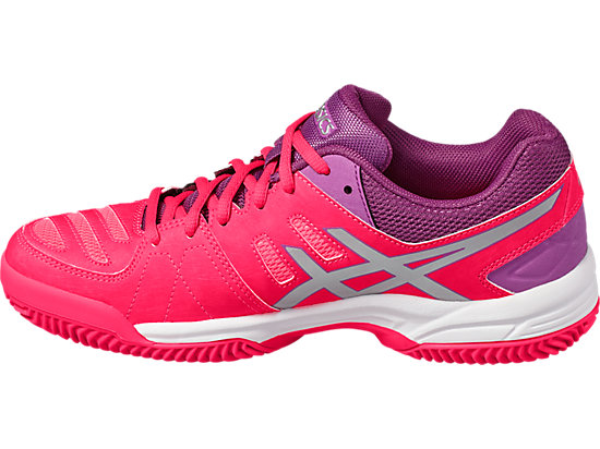 GEL-PADEL PRO 3 SG DIVA PINK/ORCHID/SILVER 7