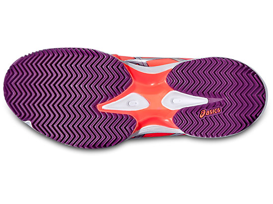 GEL-PADEL PROFESSIONAL 2 SG FLASH CORAL/WHITE/PLUM 15