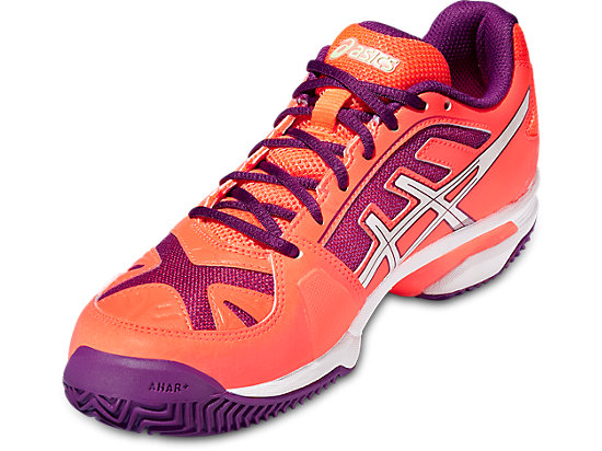 GEL-PADEL PROFESSIONAL 2 SG FLASH CORAL/WHITE/PLUM 7