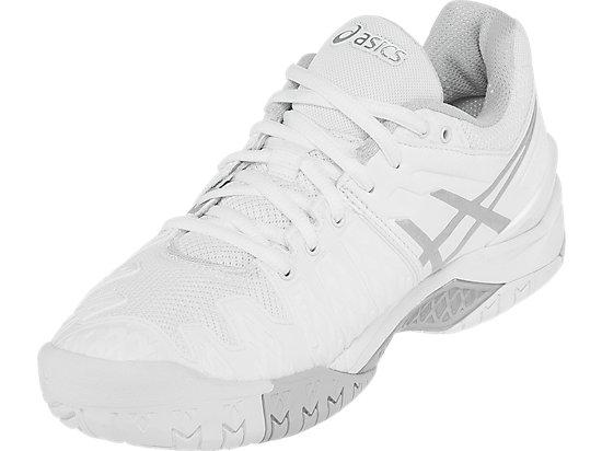 GEL-Resolution 6 Wide White/Silver 11