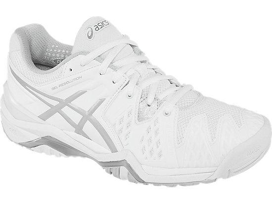 GEL-Resolution 6 Wide White/Silver 7