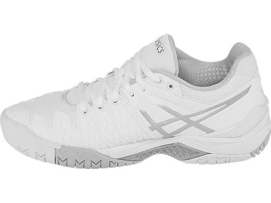 GEL-Resolution 6 Wide White/Silver 15