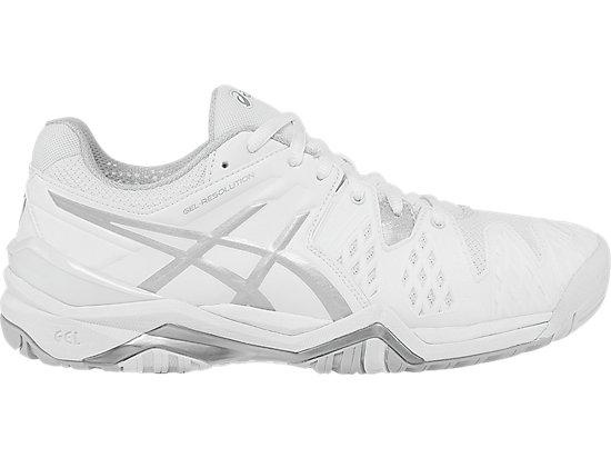 GEL-Resolution 6 Wide White/Silver 3