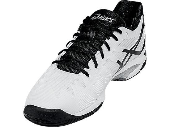 GEL-Solution Speed 3 White/Black/Silver 11
