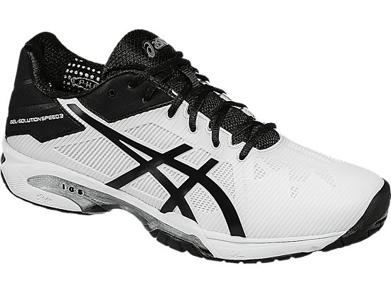 GEL-Solution Speed 3 White/Black/Silver 7