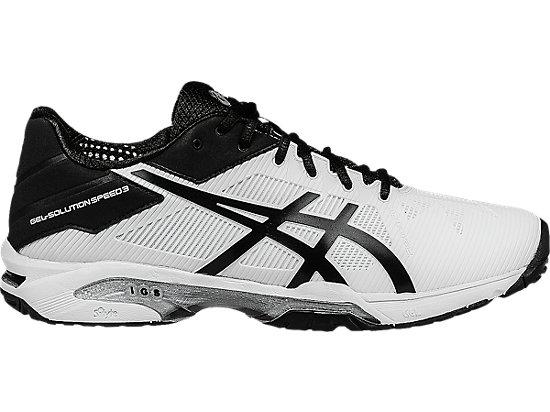 GEL-Solution Speed 3 White/Black/Silver 3