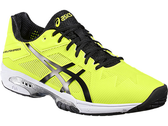 GEL-SOLUTION SPEED 3 SAFETY YELLOW/BLACK/WHITE 3