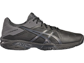 GEL-SOLUTION SPEED 3, Black/Dark Grey