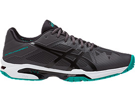 GEL-SOLUTION SPEED 3, Dark Grey/Black/Lapis