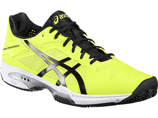 GEL-SOLUTION SPEED 3 CLAY SAFETY YELLOW/BLACK/WHITE 7 FR