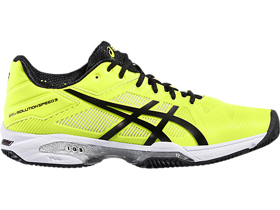 GEL-SOLUTION SPEED 3 CLAY SAFETY YELLOW/BLACK/WHITE 3 RT