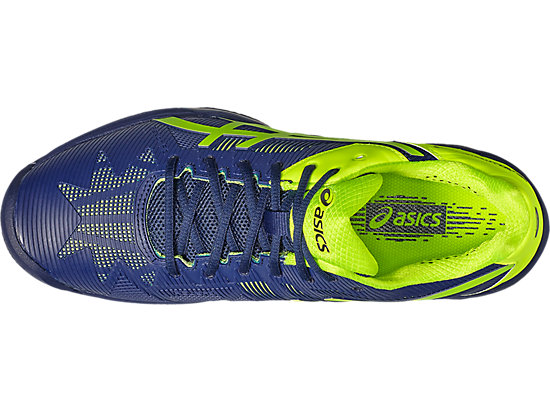 GEL-SOLUTION SPEED 3 CLAY INDIGO BLUE/SAFETY YELLOW 15
