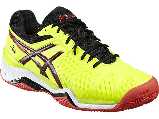 GEL-BELA 5 SG SAFETY YELLOW/BLACK/VERMILION 7