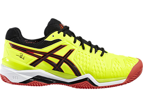 GEL-BELA 5 SG SAFETY YELLOW/BLACK/VERMILION 3