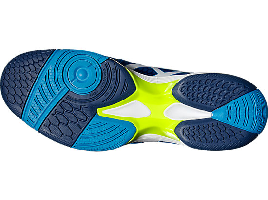 GEL-BLAST 7 BLUE JEWEL/WHITE/SAFETY YELLOW 15