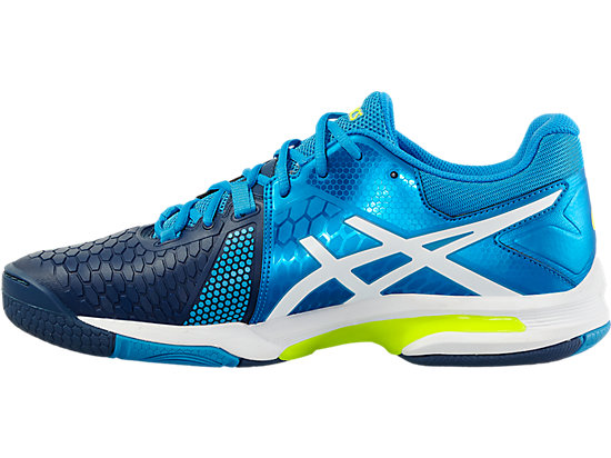 GEL-BLAST 7 BLUE JEWEL/WHITE/SAFETY YELLOW 11