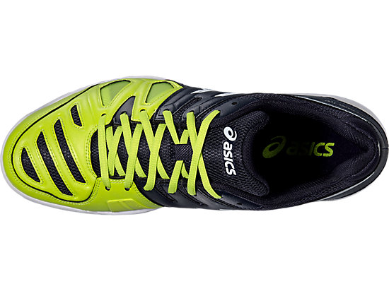 GEL-PADEL TOP 2 SG GO FAST ORANGE 19