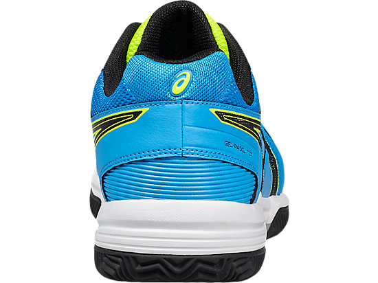 GEL-PADEL TOP 2 SG DIVA BLUE/BLACK/SAFETY YELLOW 19 BK