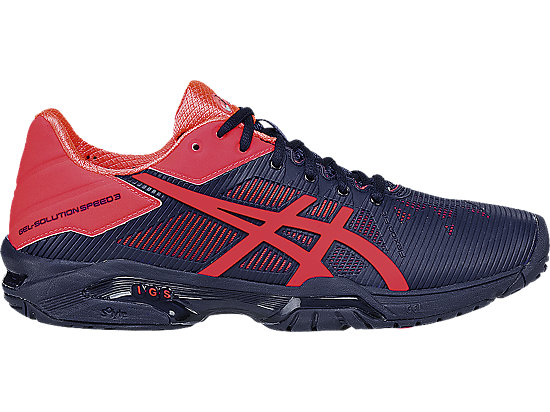 5e411431b GEL-Solution Speed 3 | WOMEN | Indigo Blue/Diva Pink | ASICS US