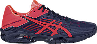 Asics Gelsolution Speed 3 Womens 4920 women's Shoes (Trainers) in